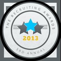 2013 Recruiting Awards at RecruitingAwards.com